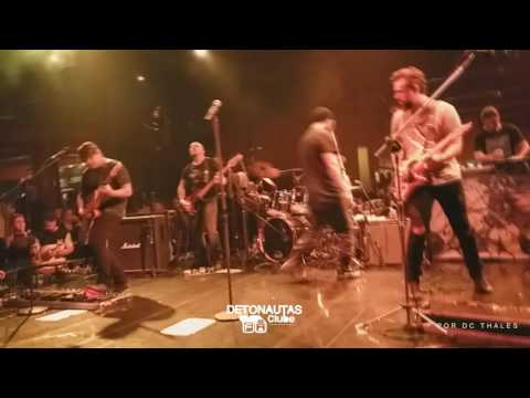 ROCK POR ALEPPO - DETONAUTAS - Nem me lembro mais