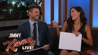 How Well Do Bachelorette Becca & Fiancé Garrett Know Each Other?
