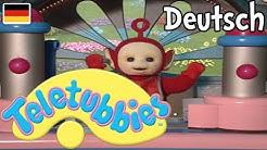 Teletubbies auf Deutsch: Blasenbilder