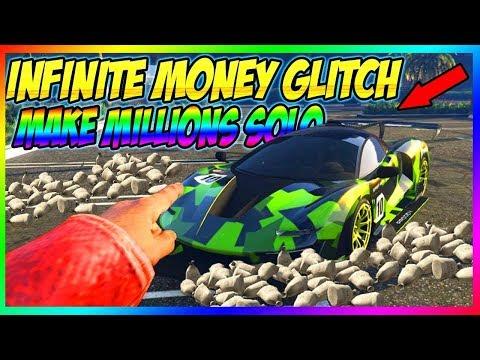 Casino Glitch *(UNLIMITED SOLO MONEY GLITCH 1.48) Gta 5 Money Glitch Online !