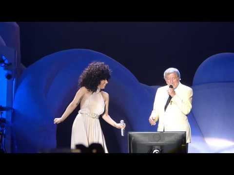 Lady Gaga And Tony Bennett: I Can't Give You Anything But Love - Live Tel-Aviv 2014