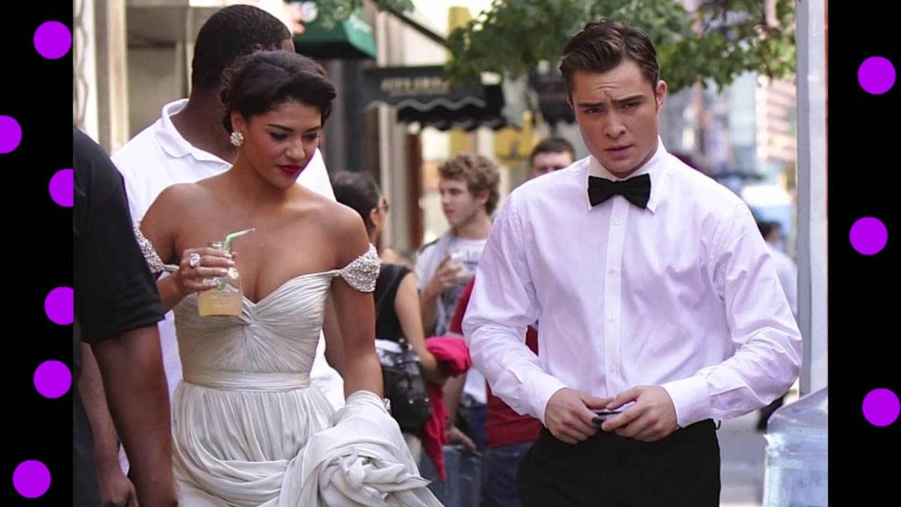 Gossip Girl Star Couple Ed Westwick and Jessica Szohr Are ... Ed Westwick Girlfriend