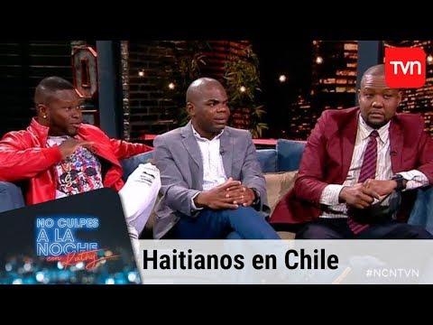 Haitianos contaron sus experiencias en Chile | No culpes a la noche