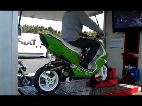 Scalvini Exhaust For Yamaha Banshee