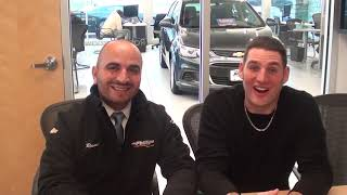 2014 Chevy Silverado - Customer Review at Phillips Chevrolet - Chicago New Car Dealership Sales