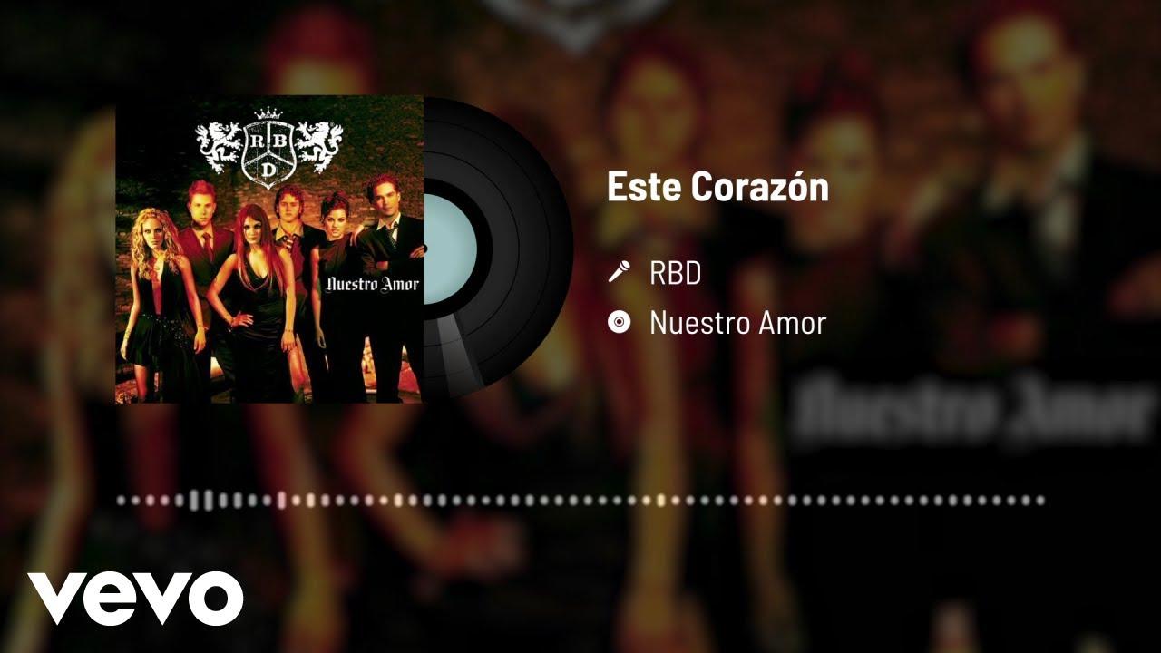 Download RBD - Este Corazón (Audio)