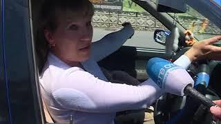 Автомобилистка, устроившая ДТП на Адмирала Юмашева, свою вину не отрицает