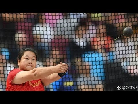China gets 1st medal at London World Athletics Championships