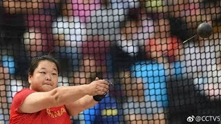 China gets 1st medal at London World Athletics Championships