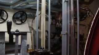 SEEHUND MIDGET SUBMARINE IN BREMERHAVEN