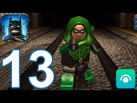 LEGO Batman: DC Super Heroes - Gameplay Walkthrough Part 13 - Justice League Mode (iOS, Android)