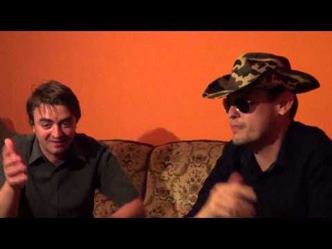 POPSTAR DE LUXX interjú!!!!!! 1.rész