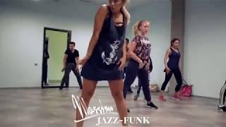 Jazz-funk (открытый урок для начинающих)