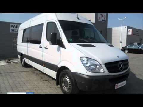 Mercedes Benz Sprinter In Romania   YouTube