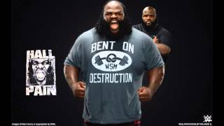 """WWE 2015: """"Some Bodies Gonna Get It"""" - Mark Henry 17th Theme Song + Download Link."""