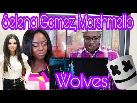 Selena Gomez, Marshmello - Wolves | Couple Reacts