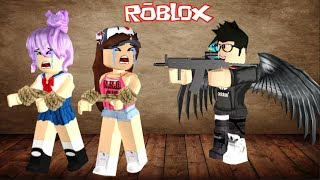 escaping the Roblox If he doesn't want to die. .. [N.N.B CLUB. Da brother] Runners vs Sniper
