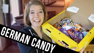 German Candy Taste Test!