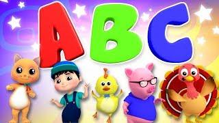 Farmees Russia - детские рифмы для детей | мультфильмы для детей | детские шоу