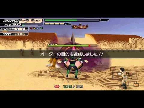 [PSP]Toriko Gourmet Survival 2 : สถานีที่5 รวบยอด 1-7