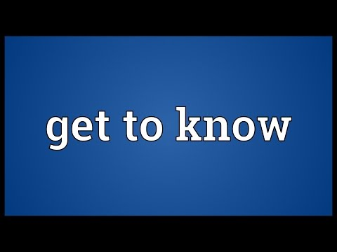 acquainted - English-Spanish Dictionary -