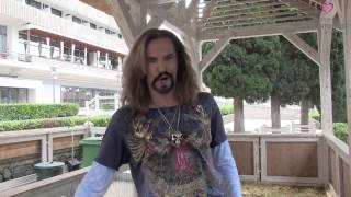 Новый клип с Никитой Джигурдой в отеле «Ялта-Интурист».