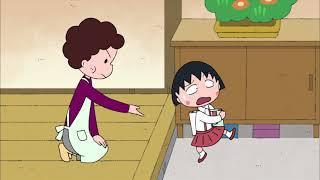 마루코는 아홉 살 #738 마루코, 만화를 그리다