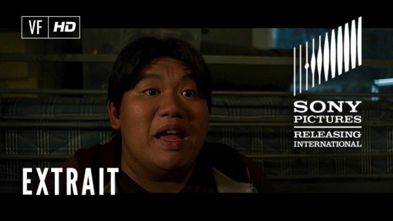 Spider-Man : Homecoming - Extrait - Nedly Secrets Appearance - VF