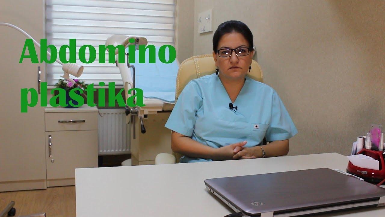 Abdominoplastika əməliyyatı
