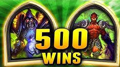 How I got my 500th win as Jaraxxus | Solem