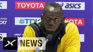 Usain Bolt fordert