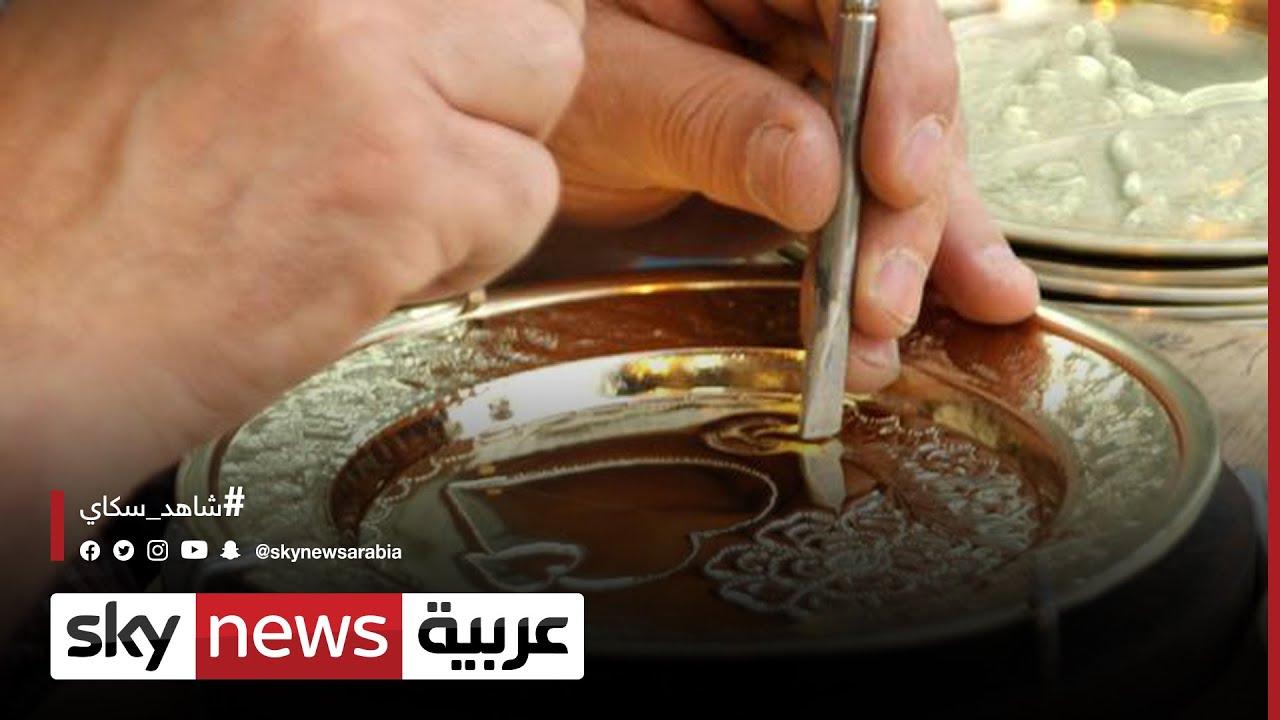 ليبيا: مطالبات بإنقاذ حرفة النقش على النحاس الآخذة في الاندثار  - نشر قبل 6 ساعة