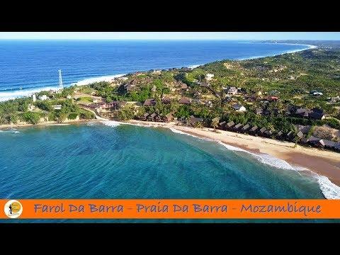 Visit Mozambique   Farol Lodge Accommodation Praia Da Barra