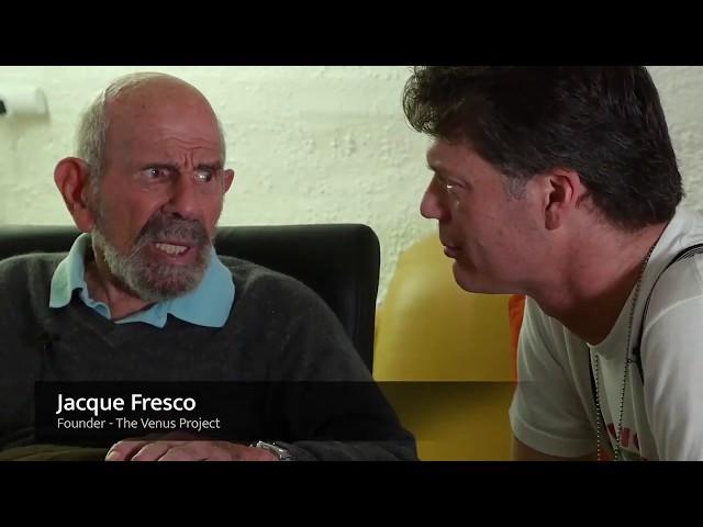 "Avance del documental ""Un mundo que vale la pena imaginar"" con Jacque Fresco"