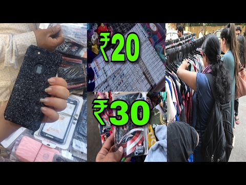Kamla Nagar Market Delhi ( cheap fashion clothing for girls)