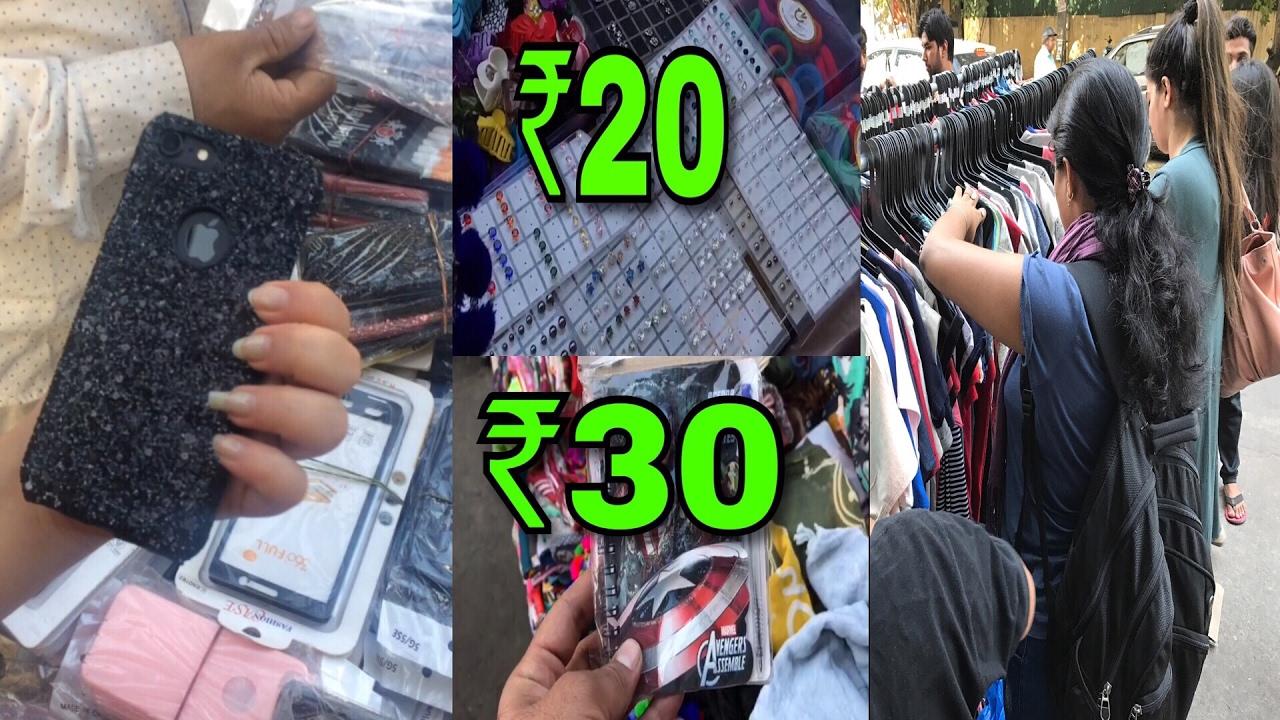 4722c3e2b Kamla Nagar Market Delhi ( cheap fashion clothing for girls) - YouTube