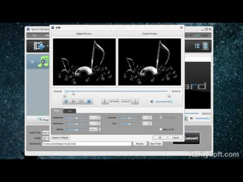 Convert video/audio to MP3, AAC, AC3, FLAC -Tipard All Music Converter