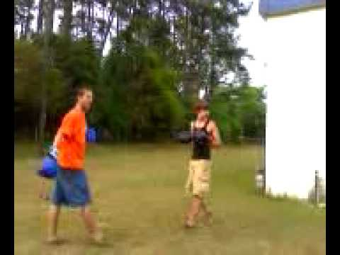 yard fights austin amaker youtube