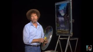 Resim Sevinci -The Joy of Painting with Bob Ross #2
