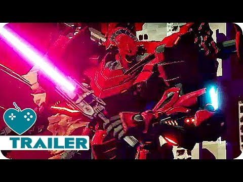Daemon X Machina Trailer E3 2018 (2019) Nintendo Switch Game