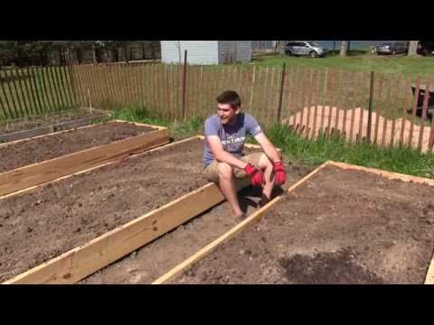 How We Filled 20 Raised Beds Without Bringing in More Soil
