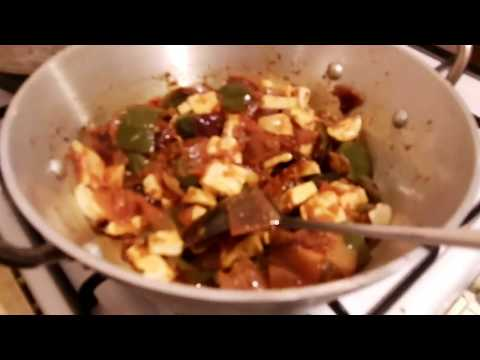 Cheese chilly recipe