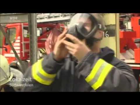 Übung im Deutschen Edelstahl-Werk Siegen am 06. August 2011