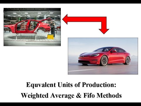 3 5 Process Costing (FIFO Method)   Managerial Accounting
