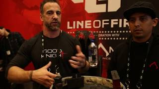 Dynamis UNCUT - Dom and Mark discuss Adaptiv and I.W.S. at Shot Show