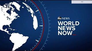 ABC 'World News Now' open