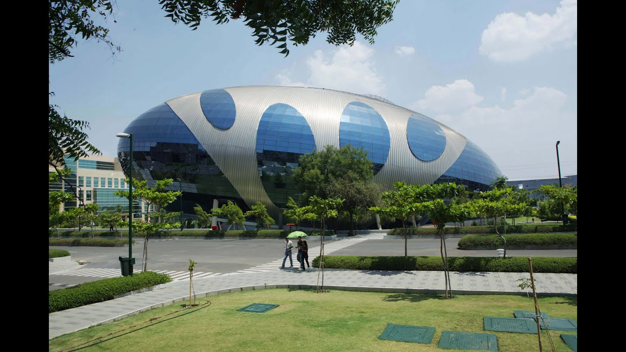 Edificio Infosys (India)
