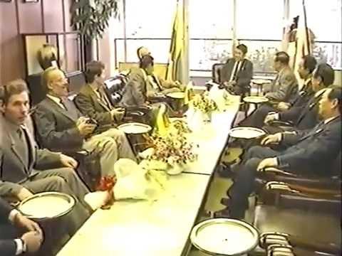 Klaipėda-Kudžis bendradarbiavimas (1989)