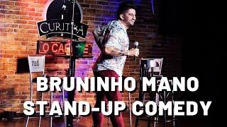 Bruninho Mano - Música Sertaneja - Stand-Up Comedy