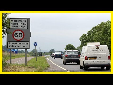 Breaking News | A completely open irish border post brexit 'not possible'